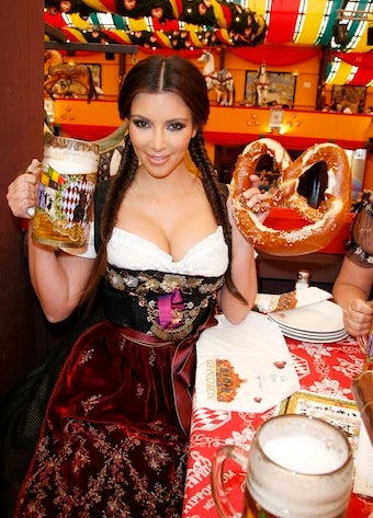 Germans Outraged By Sexy Oktoberfest Outfits