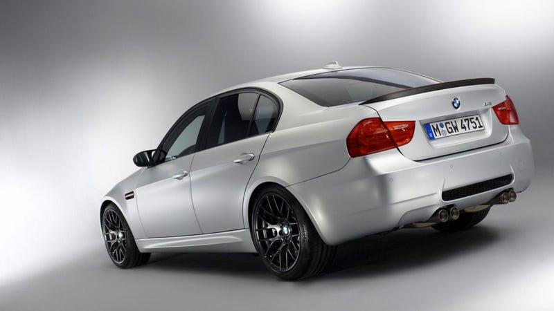 BMW M3 CRT Gallery