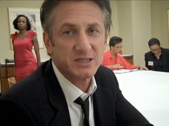 Reporter Banned from Sean Penn Event for 'Die Screaming of Rectal Cancer' Question