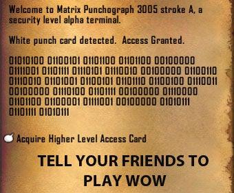 Shameless Subliminal World Of Warcraft Advertising Discovered In Gnomeregan