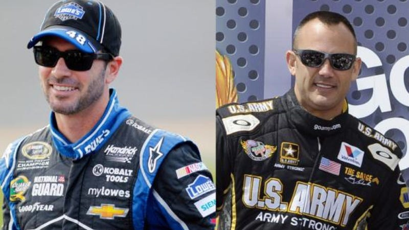 Is NASCAR Doing A 'Twin Burnout' On 9/11 To Commemorate 9/11?