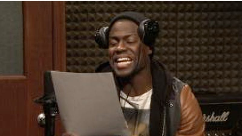 Dove Chocolate Wants to Know If This Voiceover Sounds Ridiculous When Kevin Hart Shouts It