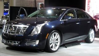 GM recalling over 200,000 new Cadillac XTS/Chevrolet Impalas