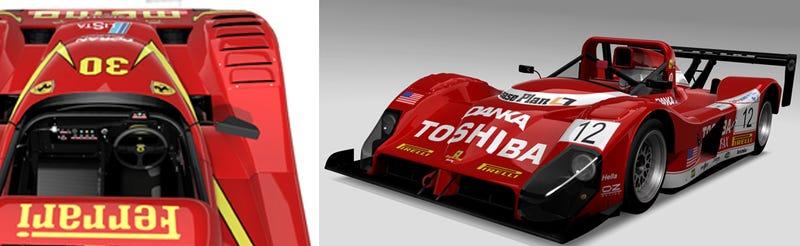 Forza Motorsport 3: Le Mans Screen Shots, Partial Car List