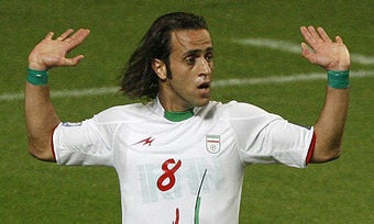 "Iran ""Retires"" Soccer Players Who Went Green"