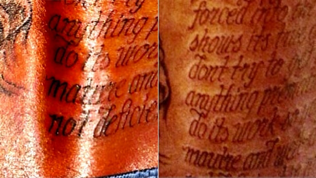 Kevin Durant's Tattoo Might Not Have A Misspelled Word In It After All