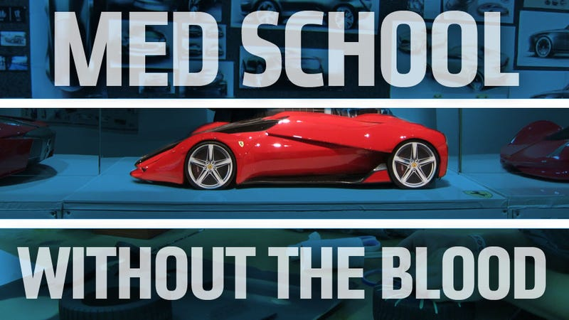 What's It Like To Teach And Learn In One Of The Best Auto Design Schools In The World?
