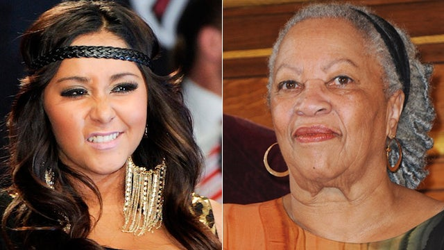 The Snooki-Toni Morrison Beef We've Been Waiting For