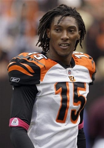 Bengals Wide Receiver Chris Henry Dies After Domestic Dispute