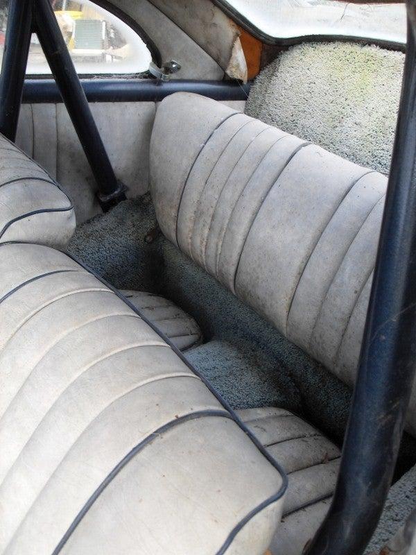 Vintage Porsche 356 Racer Found In Mississippi Barn