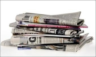 One Year Until The Newspapers Start Disappearing