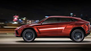 The Lamborghini SUV Is Confirmed For 2018, Whether You Like It Or Not