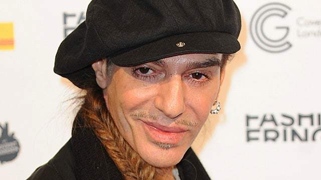 John Galliano's Wild Anti-Semitic Night