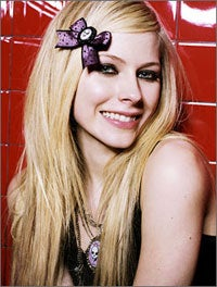 Anatomy Of A Celebrity Maturation: Avril Lavigne Grows Up, Buys More, Sounds The Same