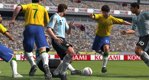How Pro Evo 2009 Differs From Pro Evo 2008