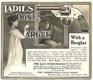 The Under-Bed Burglar, 1909