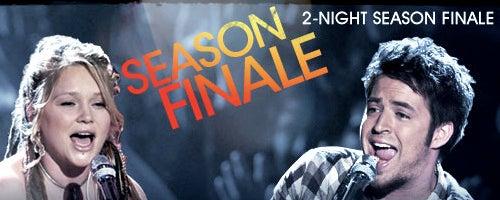 LIVE: American Idol, Season Nine, Top 2 Perform