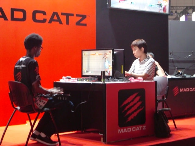 The Sights of the Tokyo Game Show