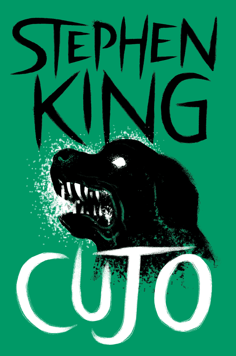 these new minimalist stephen king book covers will remind