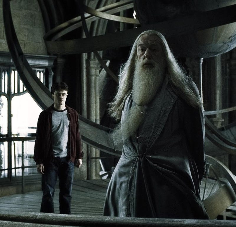 Harry Potter and the Half-Hearted Ending