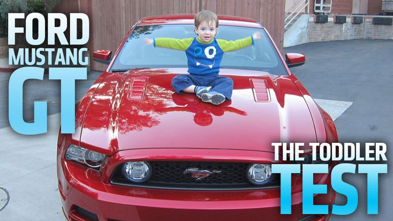 2013 Ford Mustang GT: Will It Baby?