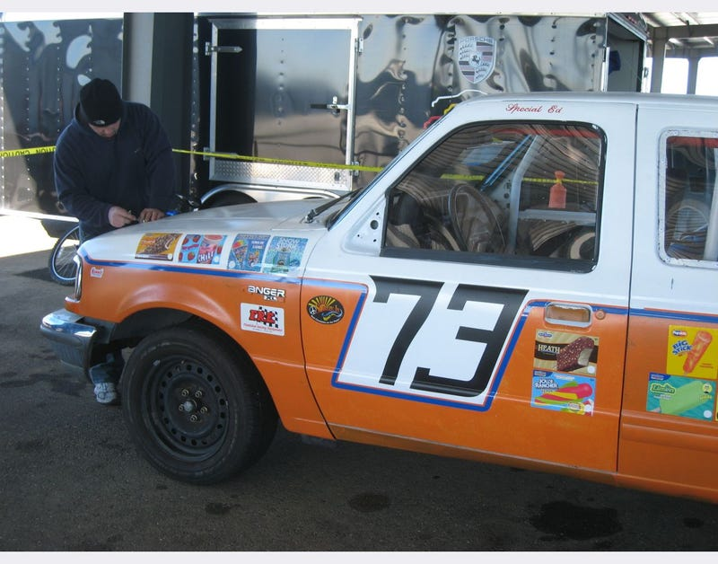 24 Hours Of LeMons Arse Freeze-A-Palooza Friday Roundup