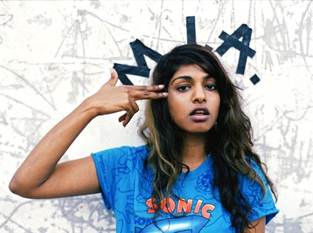 M.I.A. Writes Song Inspired by Three-Hour Verizon Tech Support Call