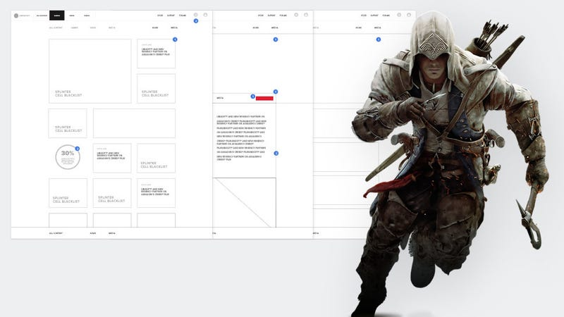 You Won't Believe How Much Work Goes Into Designing A Games Website
