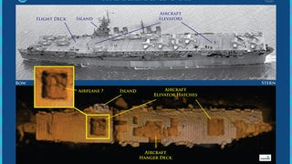 Radioactive WWII Aircraft Carrier Found Off The California Coast