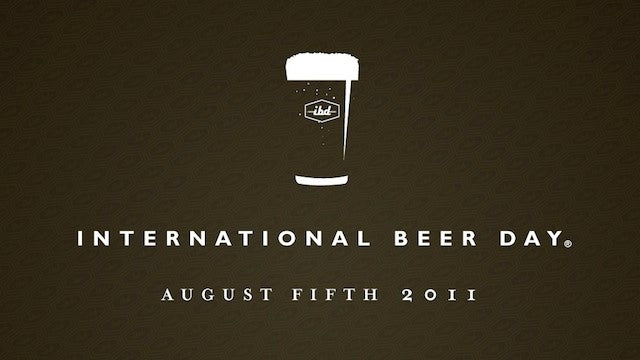 Beer Is Good: Happy International Beer Day