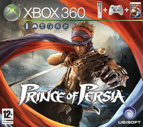 Europe's Prince Of Persia 360 Bundle