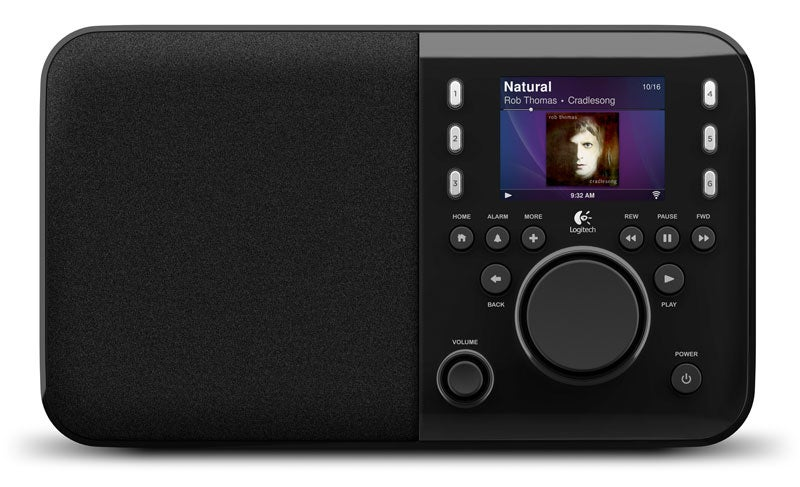 Stream Digital Music to Your Stereo with Squeezebox