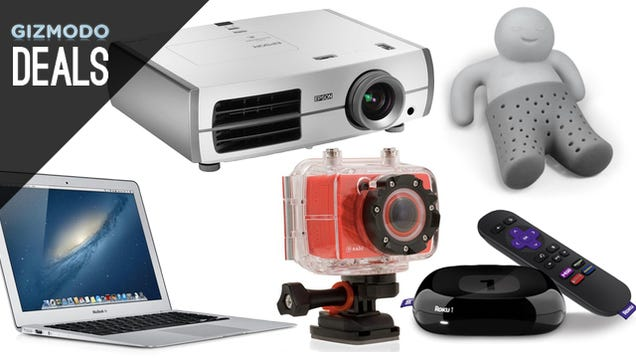 Deals: Your New Projector, The Air You Want, Chalkboard Paint