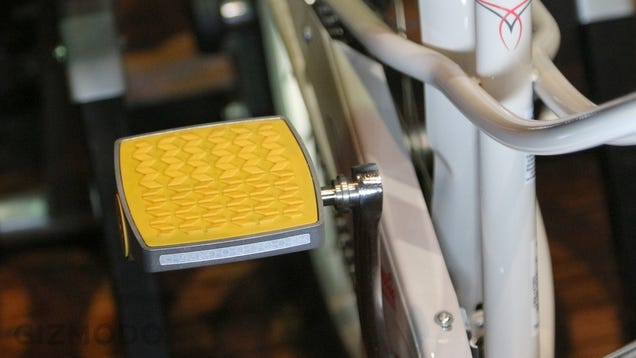 The Best Bike Pedal Is One That Catches Thieves
