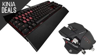 Upgrade Your Gamign Keyboard and Mouse With These High-End Options