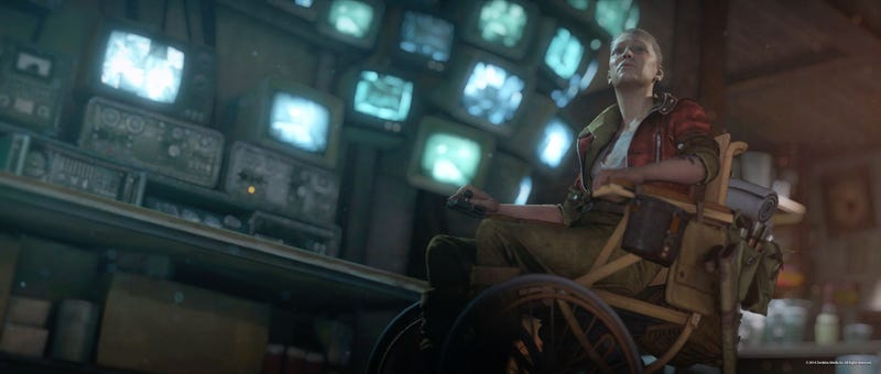Your PC Must Be This Beefy to Play Wolfenstein: The New Order