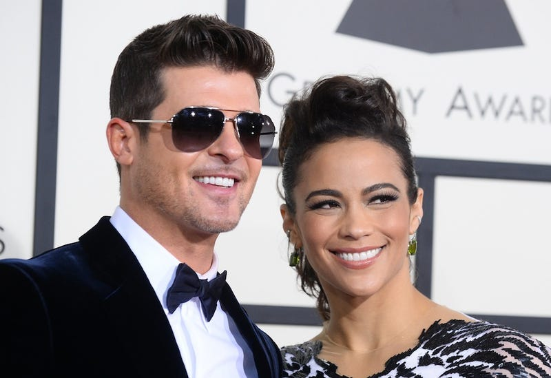 Robin Thicke and Paula Patton Separate After 8 Years of Marriage