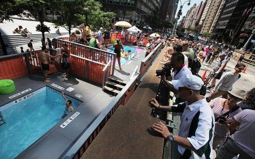 Park Avenue Pool Party