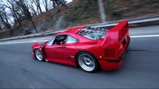 Watch A Cherished Ferrari F40 Get The Ultimate Detailing Makeover