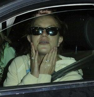 Britney Spears: Still A Mess