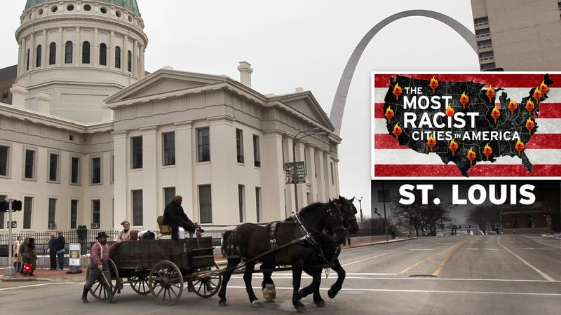 The Most Racist City In America: St. Louis?