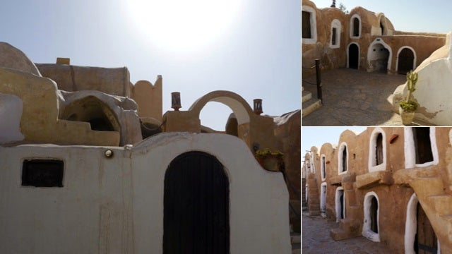 You Don't Need To Go to Tatooine To Visit the Star Wars Slave Quarters