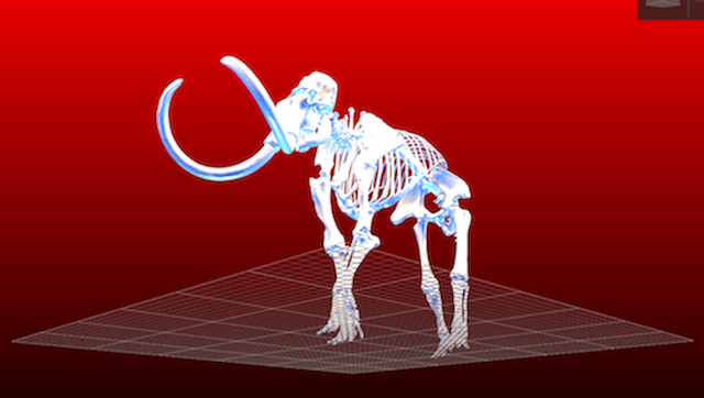 You Can Now 3D Print Your Own Wooly Mammoth