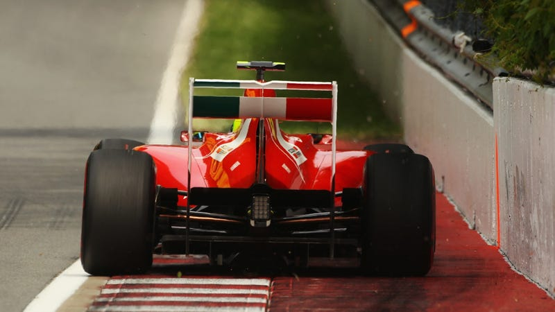 Pictures from the 2011 Canadian Grand Prix