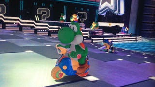 Luigi Isn't The Only Troll In The New Mario Kart