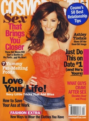 Cosmo Says: Cash-Strapped Ladies, Put A Belt On It