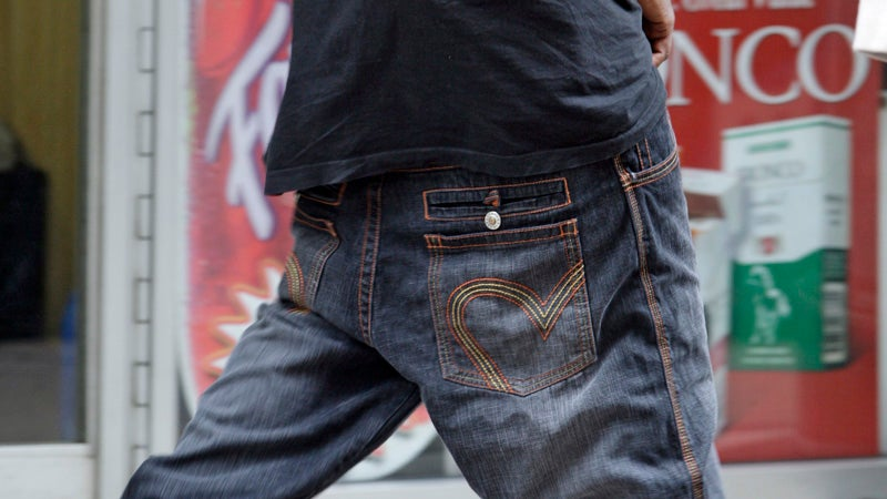 Alabama Politician Claims God Told Him to Outlaw Saggy Pants