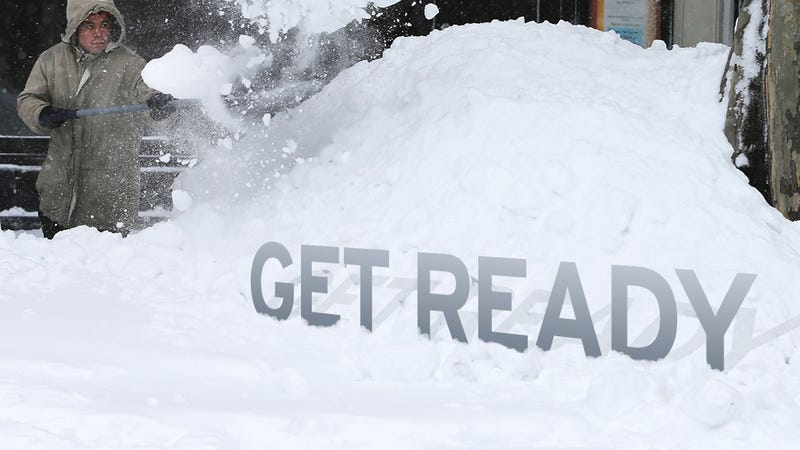 What You Need to Know About the Giant Snowstorm Hitting the U.S.