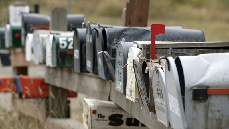 NYT: The Government Is Tracking All Your Snail Mail Too
