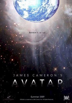 Why Avatar Can't Fail